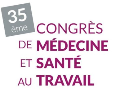Congrès national de médecine et santé au travail