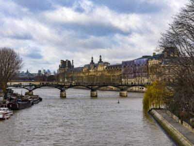 Seine Paris rivière